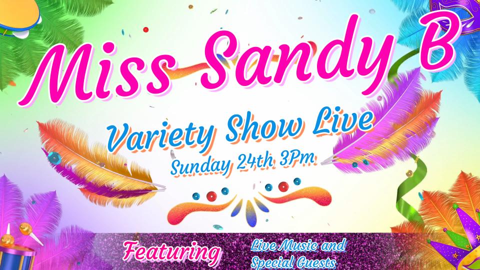 Sandy Bottom Variety Show